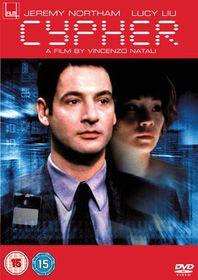 Cypher (aka Company Man) - (Import DVD)