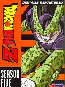 Dragon Ball Z:Season Five - (Region 1 Import DVD)