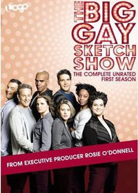 Big Gay Sketch Show:Complete First Se - (Region 1 Import DVD)