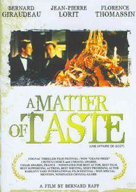 Matter of Taste - (Region 1 Import DVD)