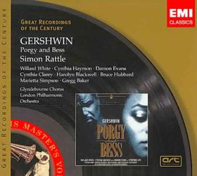 Rattle S/ The London Ph - Porgy & Bess (CD)