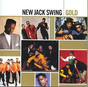 Gold:New Jack Swing - (Import CD)