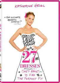 27 Dresses - (Region 1 Import DVD)