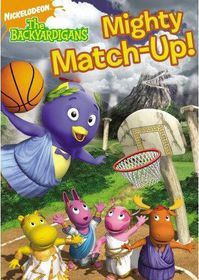 Backyardigans:Mighty Match up - (Region 1 Import DVD)