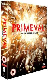 Primeval-Series 1 & 2 Box Set - (parallel import)