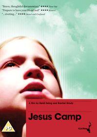 Jesus Camp - (Import DVD)