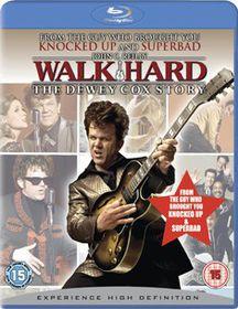 Walk Hard the Dewey Cox Story - (Import Blu-ray Disc)