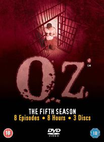 Oz-Season 5 - (Import DVD)
