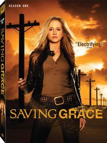 Saving Grace Season 1 - (Region 1 Import DVD)