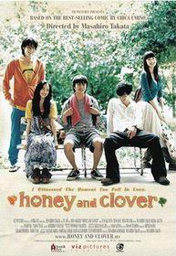 Honey and Clover - (Region 1 Import DVD)
