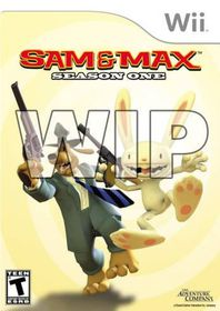 Sam & Max: Season 1(Wii)