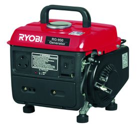 Ryobi - Generator 2-Stroke Air-Cooled - 950 Watt