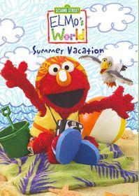 Elmo's World:Summer Vacation - (Region 1 Import DVD)