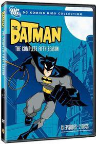 Batman:Complete Fifth Season - (Region 1 Import DVD)