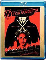 V for Vendetta - (Region A Import Blu-ray Disc)
