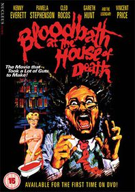 Bloodbath at the House of Death - (Import DVD)