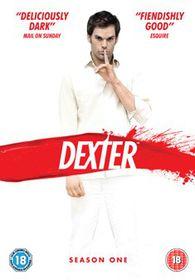Dexter Season 1 (DVD)