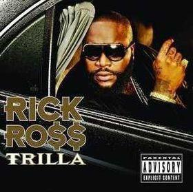 Rick Ross - Trilla  [Explicit Version] (CD)