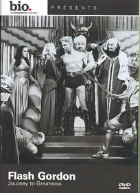 Flash Gordon:Journey to Greatness - (Region 1 Import DVD)