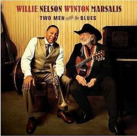Willie Nelson & Wynton Marsalis - Two Men With The Blues (Live) - (CD)