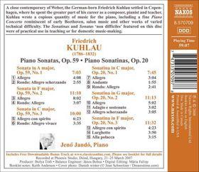Kuhlau: Piano Sonatas - Piano Sonatas (CD)