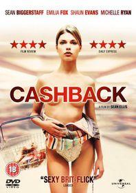 Cashback - (Import DVD)