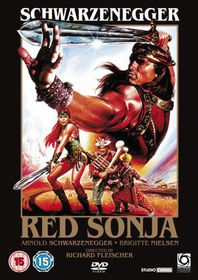Red Sonja - (Import DVD)