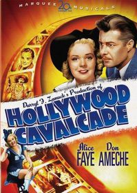 Hollywood Cavalcade - (Region 1 Import DVD)