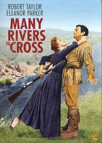 Many Rivers to Cross - (Region 1 Import DVD)