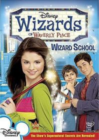 Wizards of Waverly Place:Wizard Schoo - (Region 1 Import DVD)