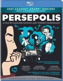 Persepolis - (Region A Import Blu-ray Disc)