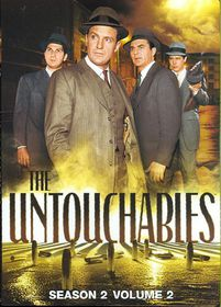 Untouchables:Season Two Vol 2 - (Region 1 Import DVD)