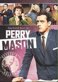 Perry Mason:Third Season Vol 1 - (Region 1 Import DVD)