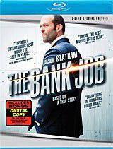 Bank Job, The - (Region A Import Blu-ray Disc)