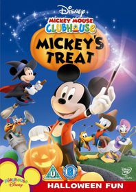 Mickey Mouse Clubhouse - Mickey's Treat - (Import DVD)
