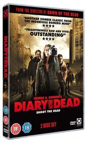 Diary of the Dead Special Edition - (Import DVD)