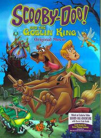 Scooby Doo and the Goblin King - (Region 1 Import DVD)