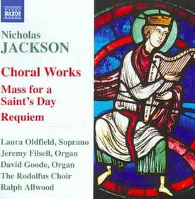Jackson: Choral Works - Choral Works (CD)