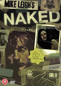 Naked - (Import DVD)