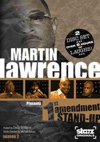 Martin Lawrence's 1st Amendment:Seaso - (Region 1 Import DVD)