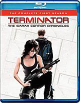 Terminator:Sarah Connor Chronicles First Season - (Region 1 Import Blu-ray Disc)