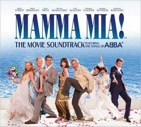 Mamma Mia! The Movie Soundtrack - Mamma Mia! (CD)