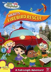 Little Einsteins Rocket's Firebird Rescue (DVD)