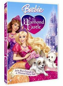 Barbie-Diamond Castle - (Import DVD)