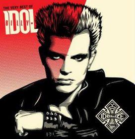 Idol Billy - Very Best Of Billy Idol (CD + DVD)