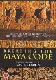 Breaking the Maya Code - (Region 1 Import DVD)