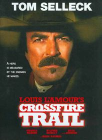 Crossfire Trail - (Region 1 Import DVD)