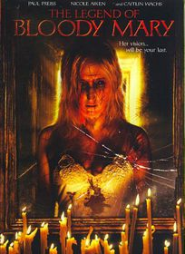 Legend of Bloody Mary - (Region 1 Import DVD)