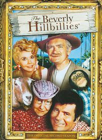 Beverly Hillbillies:Second Season - (Region 1 Import DVD)