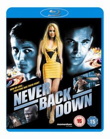 Never Back Down - (Import Blu-ray Disc)